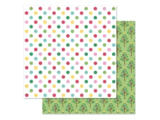 scrapbooking & paper crafts: Doodlebug Collection Christmas Magic Paper 12 in. x 12 in. Jolly Holiday (25 pieces)