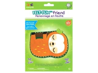 projects & kits: Multicraft Krafty Kids Felt Friends Kit Sloth