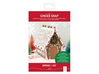 craft & hobbies: American Crafts Collection Homemade With Love The Ginger Snap