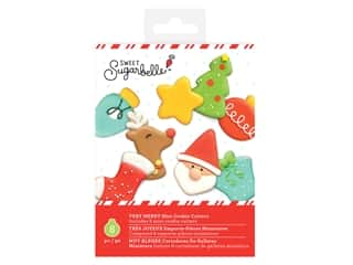 craft & hobbies: American Crafts Collection Sweet Sugarbelle Cookie Cutter Christmas Very Merry Mini