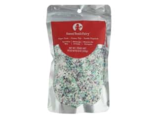 American Crafts Collection Sweet Tooth Fairy Sprinkles 8 oz Frozen Castle