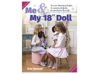 pajama: C&T Publishing Me and My 18 in. Doll Book