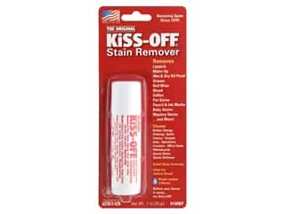 craft & hobbies: Kiss-Off Stain Remover .7 oz