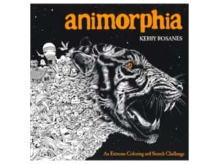 books & patterns: Plume Publishing Animorphia Extreme Coloring Book