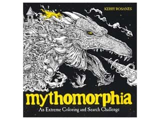 Plume Publishing Mythomorphia Extreme Coloring Book