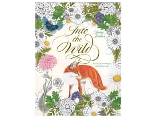 books & patterns: Laurence King Publishing Into The Wild Coloring Book