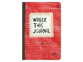 Penguin Wreck This Journal Expanded Book