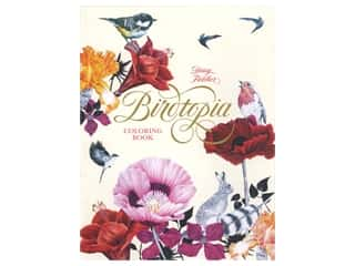 books & patterns: Laurence King Publishing Birdtopia Coloring Book