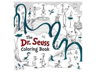 Random House Young The Dr Seuss Coloring Book