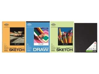 Pro Art Sketch Paper Set 4 pc. Hardbound Edition
