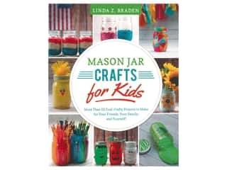 books & patterns: Sky Pony Mason Jar Crafts For Kids Book