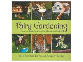Skyhorse Publishing Fairy Gardening Book