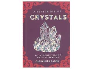 Sterling A Little Bit Of Crystals Book