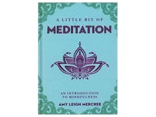 A Little Bit of Meditation Book