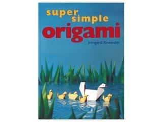 Sterling Super Simple Origami Book