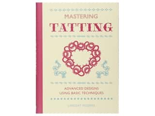 books & patterns: Guild of Master Craftsman Mastering Tatting Book