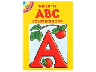 books & patterns: Dover Publications Little ABC Coloring Book