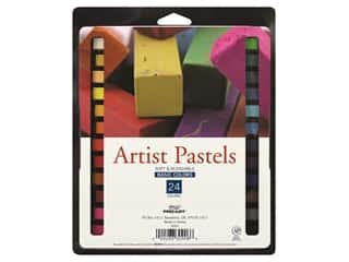 Pro Art Mark Artist Pastel Set Square 24 Color