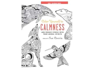 Cico Color Yourself to Calmness Book