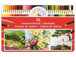 Pro Art Fantasia Colored Pencil Set 36 pc.