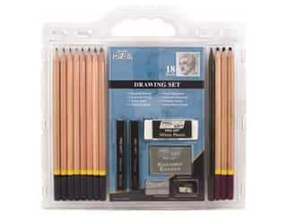 Pro Art Drawing Set 18 pc.