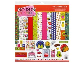 Photo Play 12 x 12 in. Collection Pack No Pun Intended