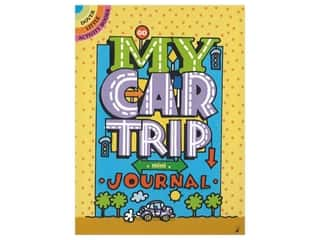 books & patterns: Dover Publications Little My Car Trip Mini-Journal Book