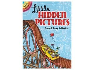 books & patterns: Dover Publications Little Hidden Picture Book