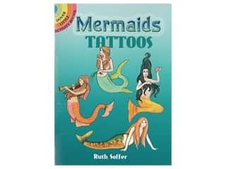books & patterns: Dover Publications Little Mermaids Tattoos Book
