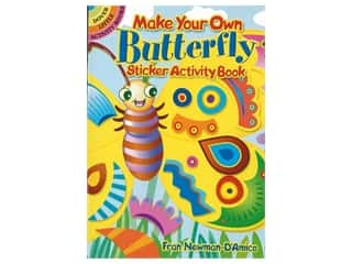 books & patterns: Dover Publications Little Make Your Own Butterfly Sticker Book