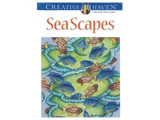 Dover Publications Creative Haven SeaScapes Coloring Book