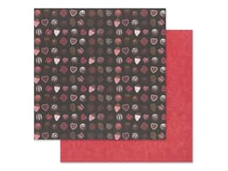 Photo Play 12 x 12 in. Paper Be Mine Box Of Chocolates (25 pieces)