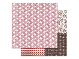 scrapbooking & paper crafts: Photo Play 12 x 12 in. Paper Be Mine Love Letter (25 pieces)