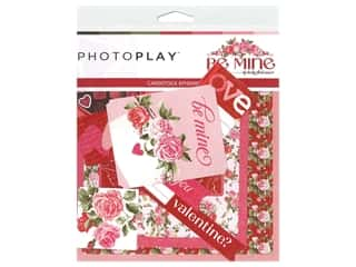 Photo Play Ephemera Be Mine