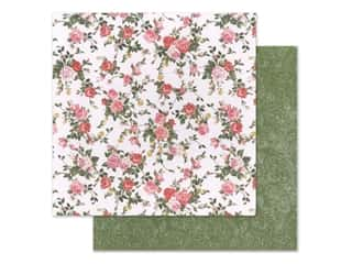 scrapbooking & paper crafts: Photo Play 12 x 12 in. Paper Be Mine Dozen Roses (25 pieces)