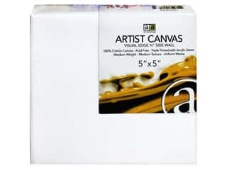 Art Advantage Artist Canvas 5 x 5 in.