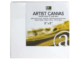 Art Advantage Artist Canvas 8 x 8 in.