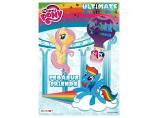 books & patterns: Bendon Ultimate Activity Book My Little Pony Pegasus Friends