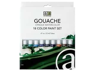 Art Advantage Paint Set Gouache Watercolor 18 Color