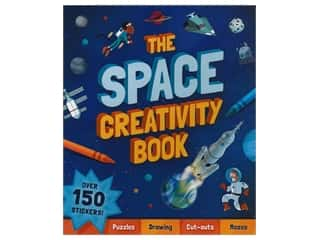 Carlton Kids The Space Creativity Book