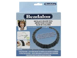 craft & hobbies: Beadalon Necklace Weaver Tool