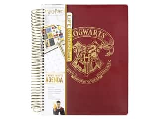 Paper House Collection Life Organized Planner 12 Month Warner Bros Harry Potter Hogwarts