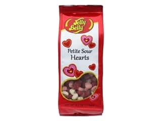 craft & hobbies: Jelly Belly Jelly Beans 6.2 oz Petite Sour Hearts