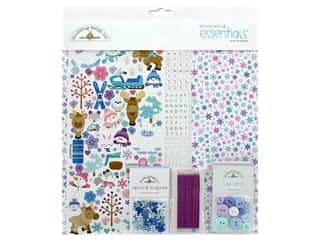 Doodlebug Collection Winter Wonderland Essentials Kit