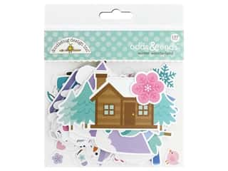 Doodlebug Collection Winter Wonderland Odds & Ends