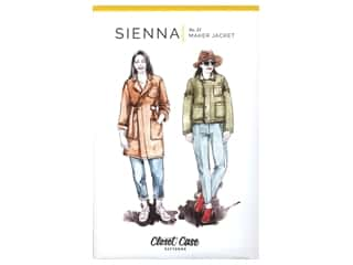 books & patterns: Closet Case Sienna Maker Jacket Pattern