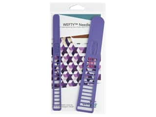 Wefty Weaving Needles Purple 2 pc