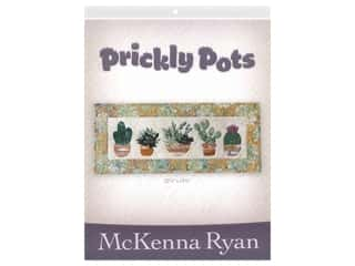 Pine Needles Prickly Pots Pattern