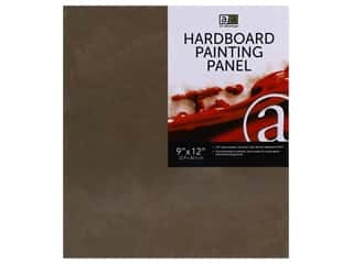 craft & hobbies: Art Advantage Hardboard Paint ng Panel 9 in. x 12 in.