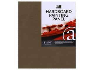 craft & hobbies: Art Advantage Hardboard Paintng Panel 8 in. x 10 in.